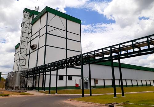 Fábrica de leite em pó Porto Alegre